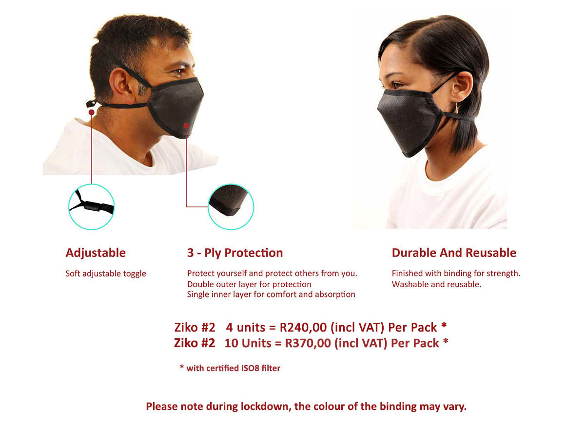 protective mask information
